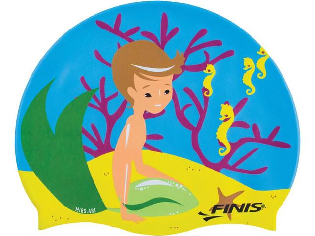 FINIS Mermaid Silicone Cap Girls, merman